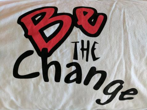 CD be the change